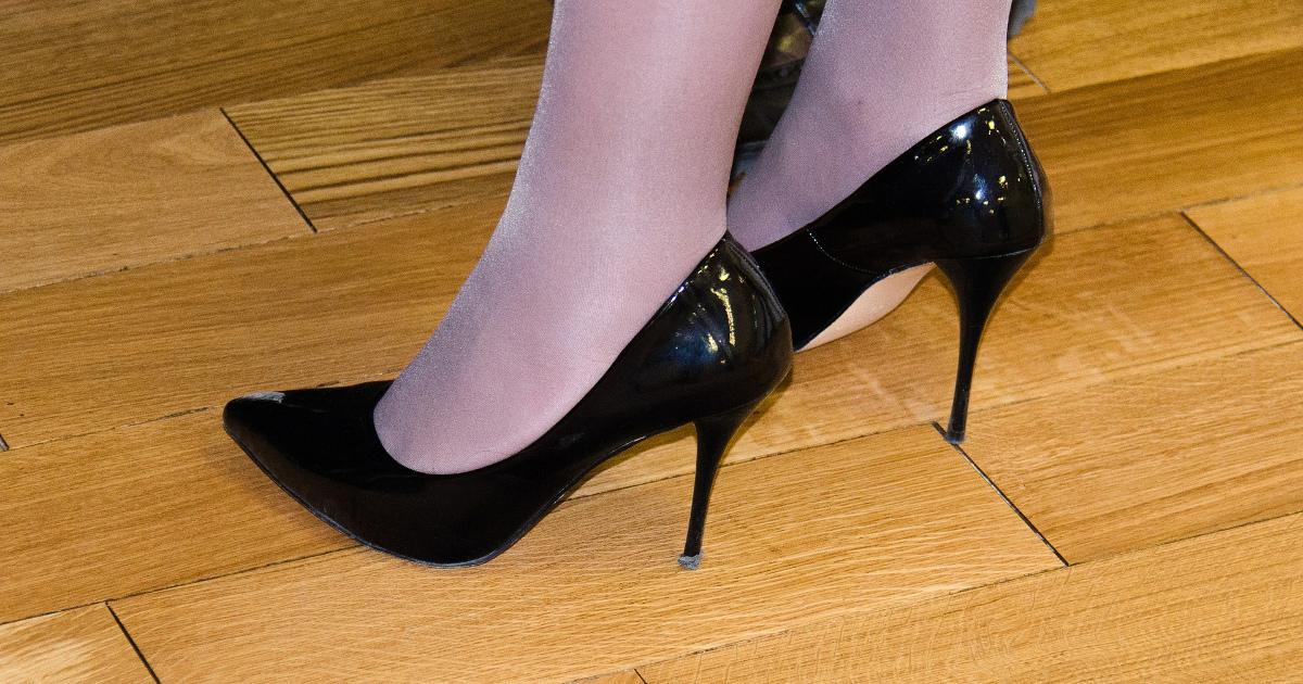 Женские туфли, туфли на каблуке