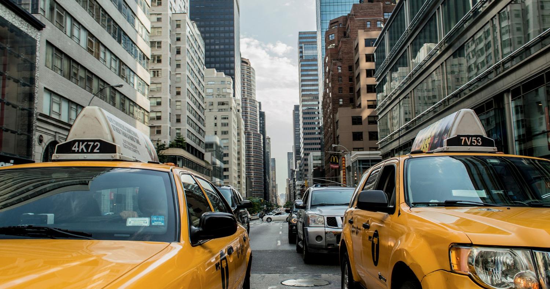 Американское такси