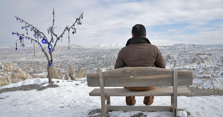 одиночество, мужчина