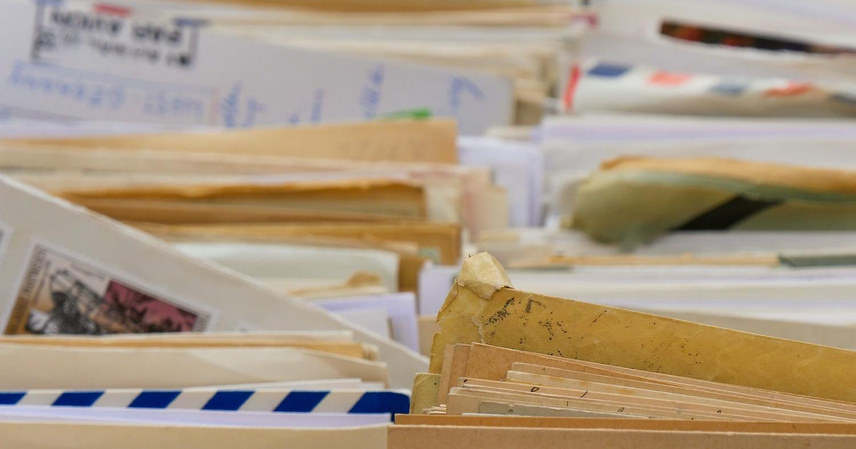 Письма, конверты