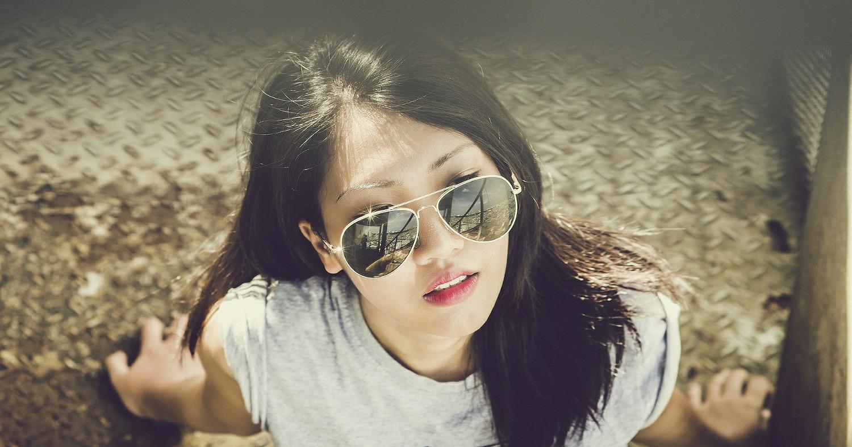 Девушка вьетнамка