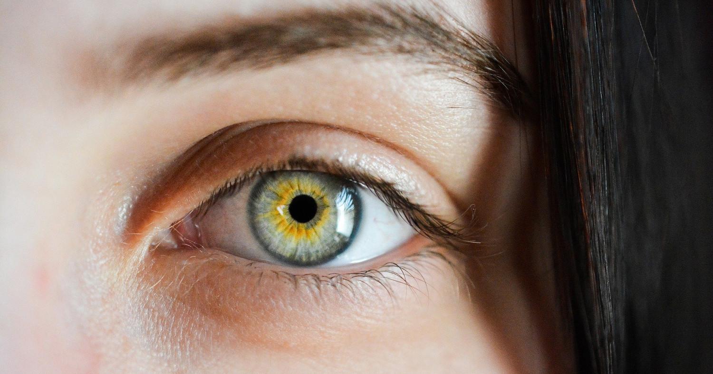Красивые глаза, женский взгляд