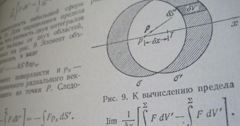 'Основы оптики' Борна и Вольфа и первая любовь