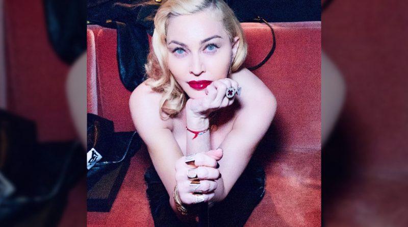 Мадонна поделилась своими кулинарными привычками… И это слегка странно