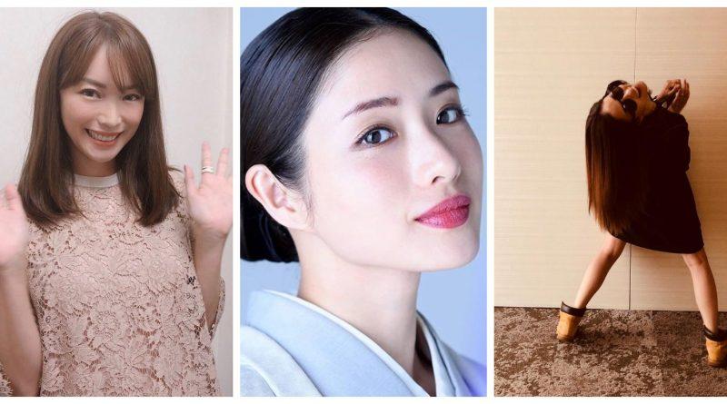 Японские актрисы, на которых равняются миллионы фанатов