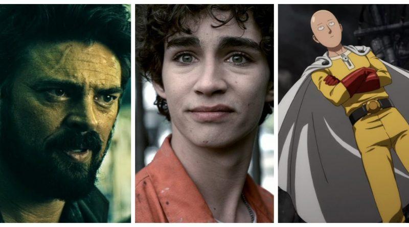 Сериалы о супергероях для тех, кто устал от однотипных и бессмысленных сюжетов